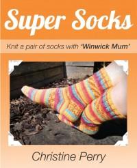 Winwick Mum - Super Socks (Book)