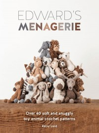 Toft Edward's Menagerie by Kerry Lord (Book)