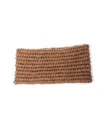 Toft Lace Headband Pattern in DK