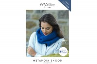 West Yorkshire Spinners - Metanoia Snood by Georgia Farrell in Retreat Chunky (downloadable PDF)