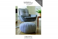 West Yorkshire Spinners - Ubuntu Floor Cushion by Carol Greaves in Retreat Chunky (downloadable PDF)