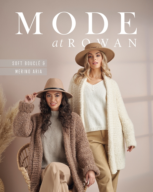 Mode at Rowan - Merino Aria and Soft Boucle