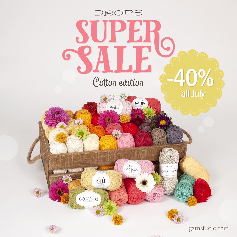Cotton Sale