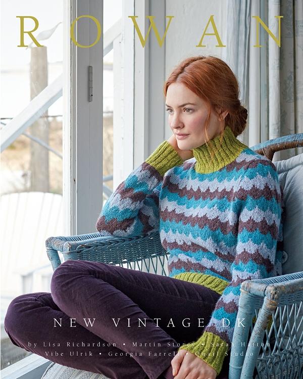 Rowan New Vintage DK