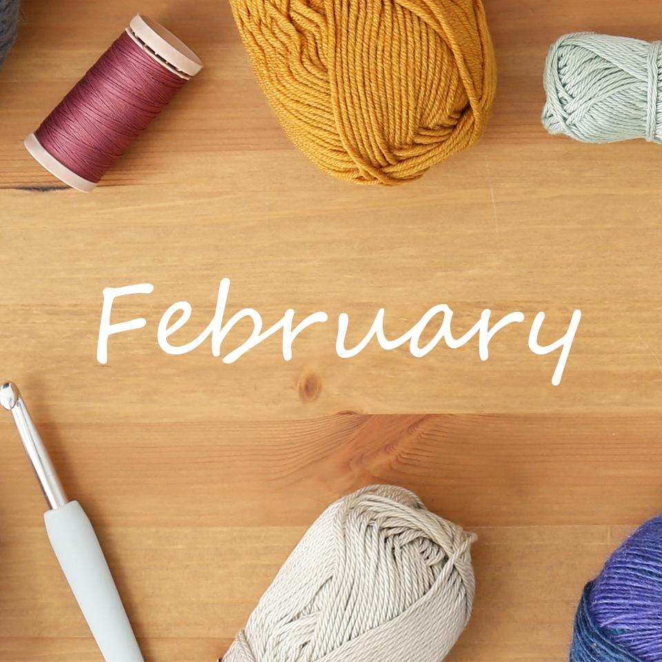 Monthly Round Up - February 2020 - thumbnail image