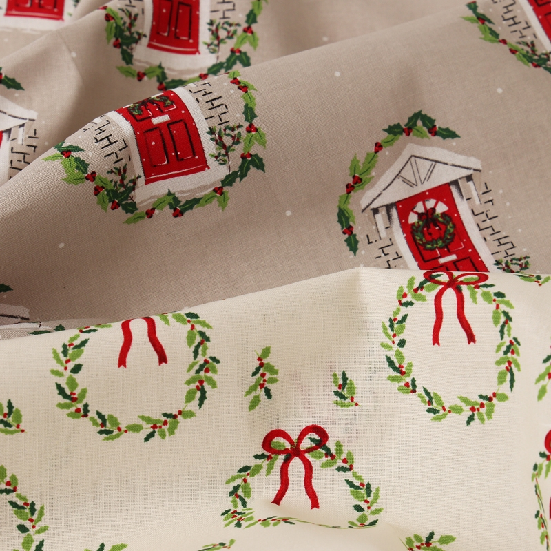 Craft Cotton Co - Traditional Christmas