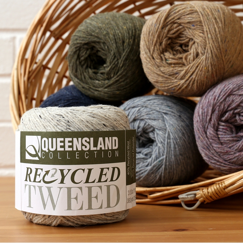 Queensland Recycled Tweed