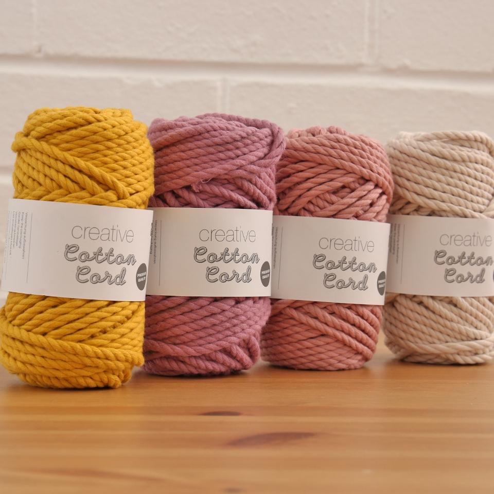 Rico Ricorumi Creative Cotton Cord (Macrame)