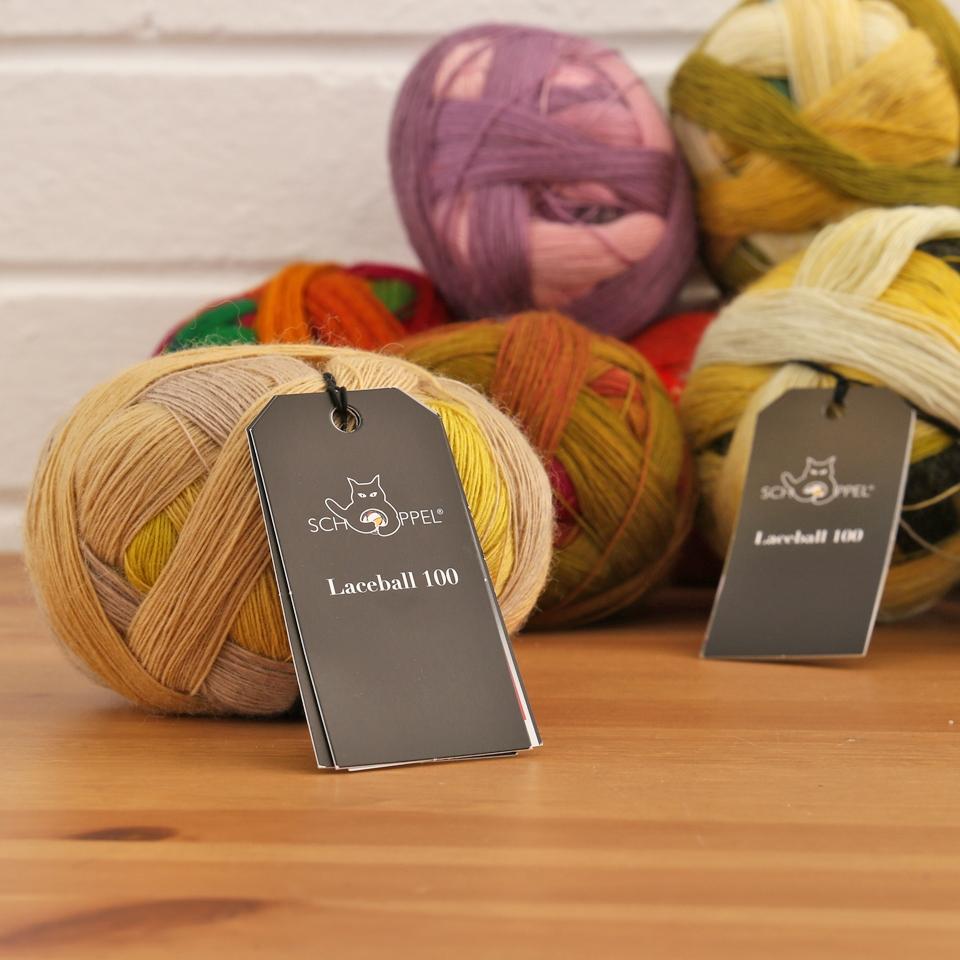 Schoppel Wolle Laceball 100