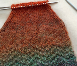In collaboration with a fellow blogger, the Rock Those Socks make-along included a step-by-step tutorial and free pattern for knit and crochet socks
