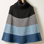 Free Pattern! 'Isadora' Knitted Cowl by Louisa Harding