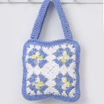 Granny Square Bag in Lily Sugar 'n Cream