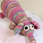 Free Pattern! 'Flurb' - Crocheted Drops Animal in Drops Fabel