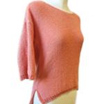 Free Pattern! 'Sandra's Sweater' in Cygnet Cottony DK