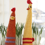 Bill & Ted - Easter Chickens