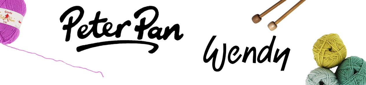 Peter Pan and Wendy Banner