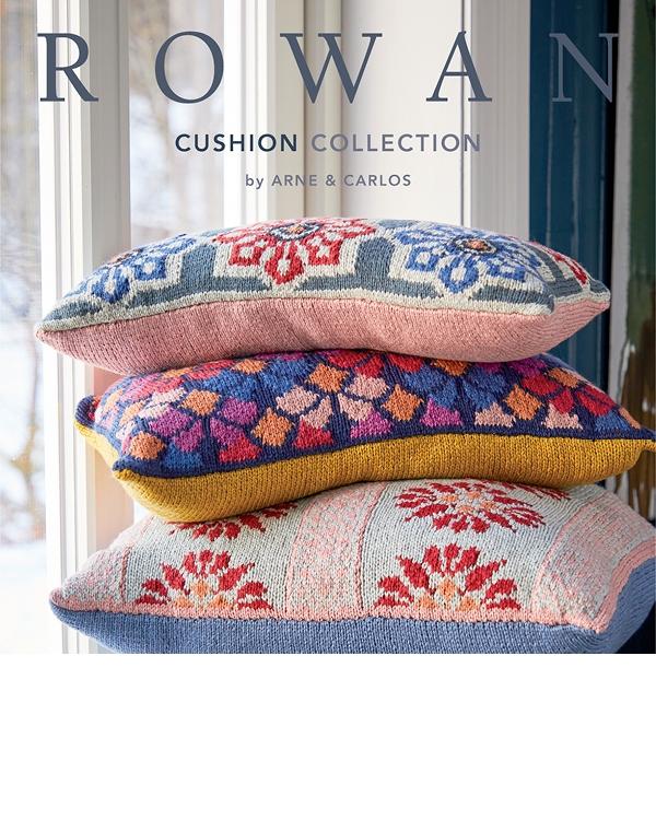 Rowan Cushion Collection