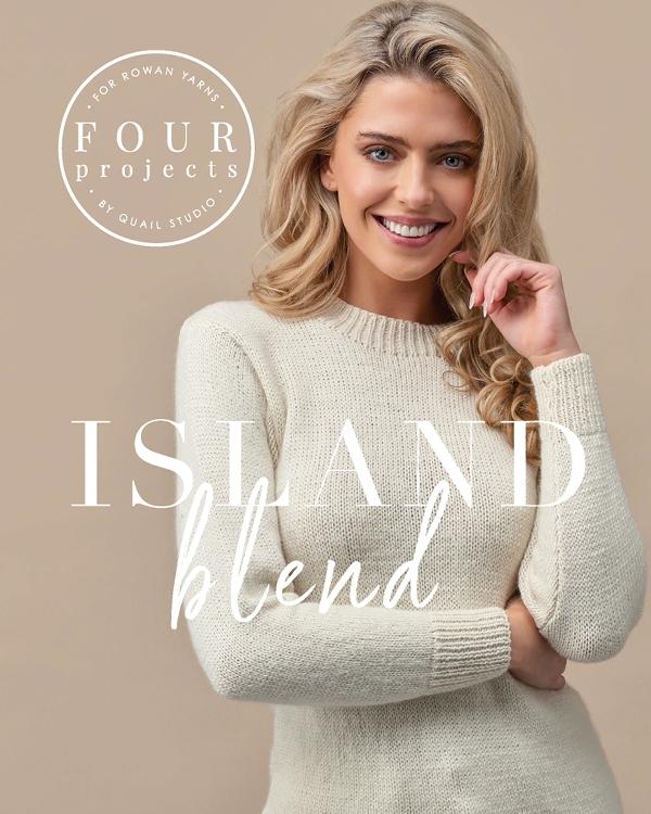 Rowan 4 Projects: Island Blend