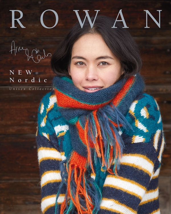 Rowan New Nordic Unisex Collection