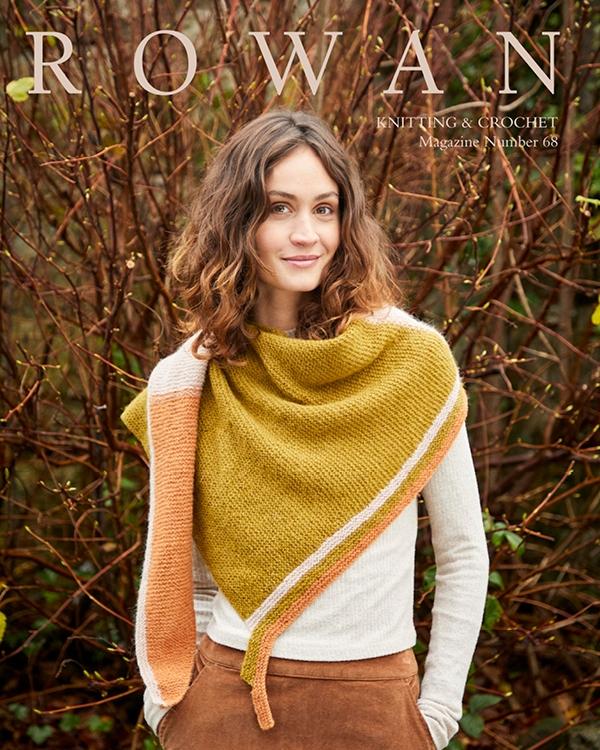 Rowan Knitting and Crochet Magazine No. 68