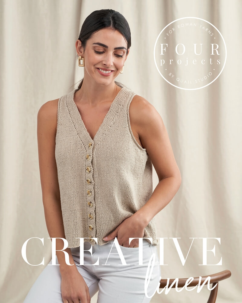 4 Projects in Creative Linen