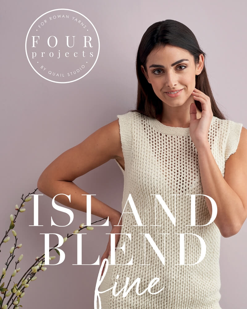 4 Projects in Island Blend Fine
