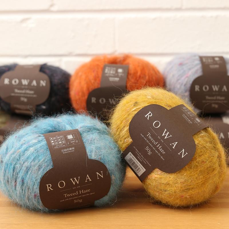 Rowan Tweed Haze