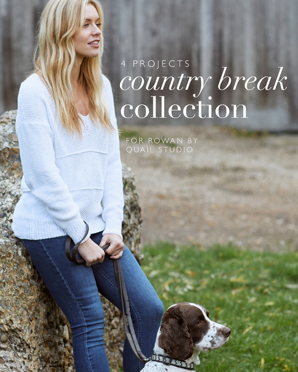 Rowan Country Break Collection