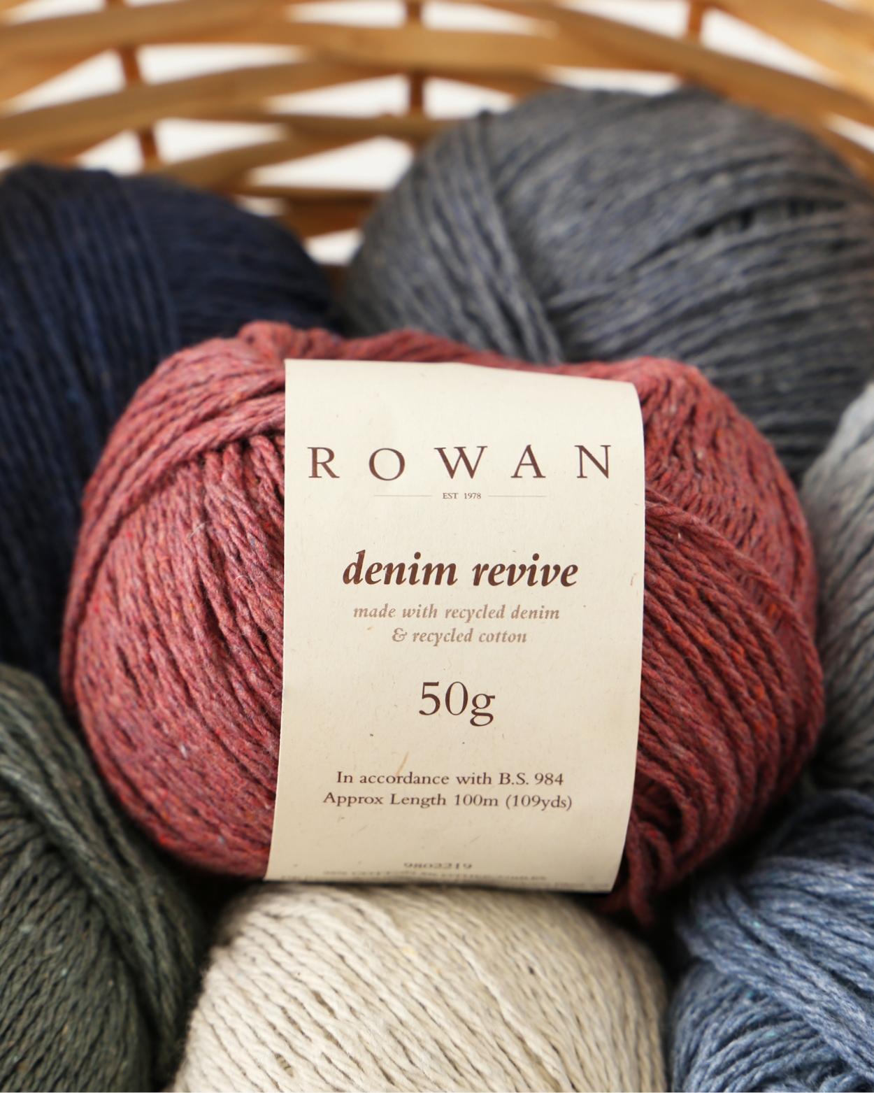 Rowan Denim Revive (DK)