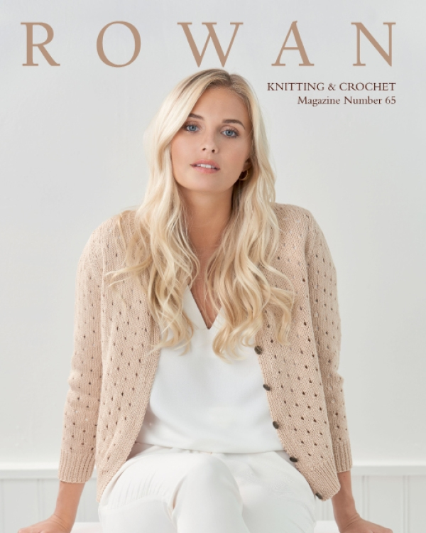 Rowan Knitting & Crochet Magazine No. 65