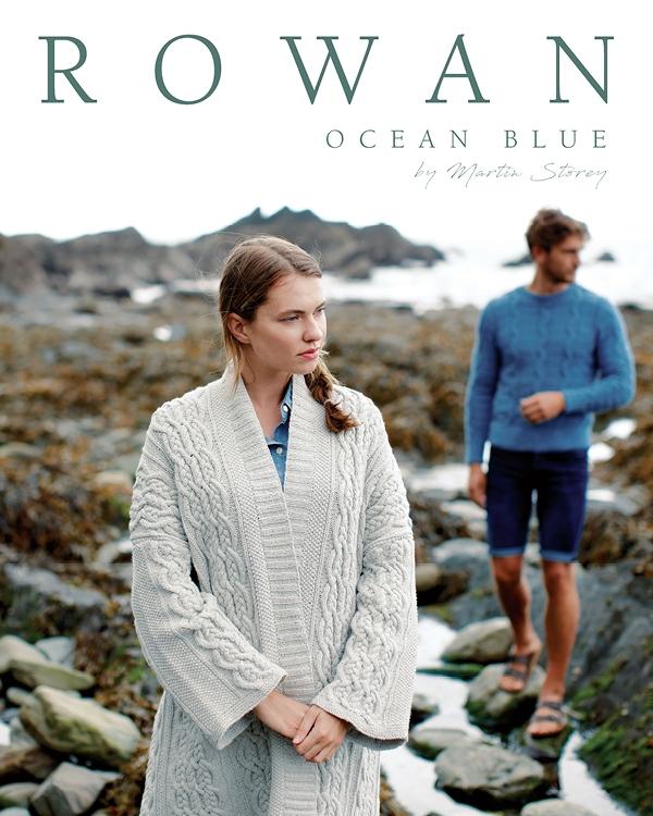 Rowan Ocean Blue Collection