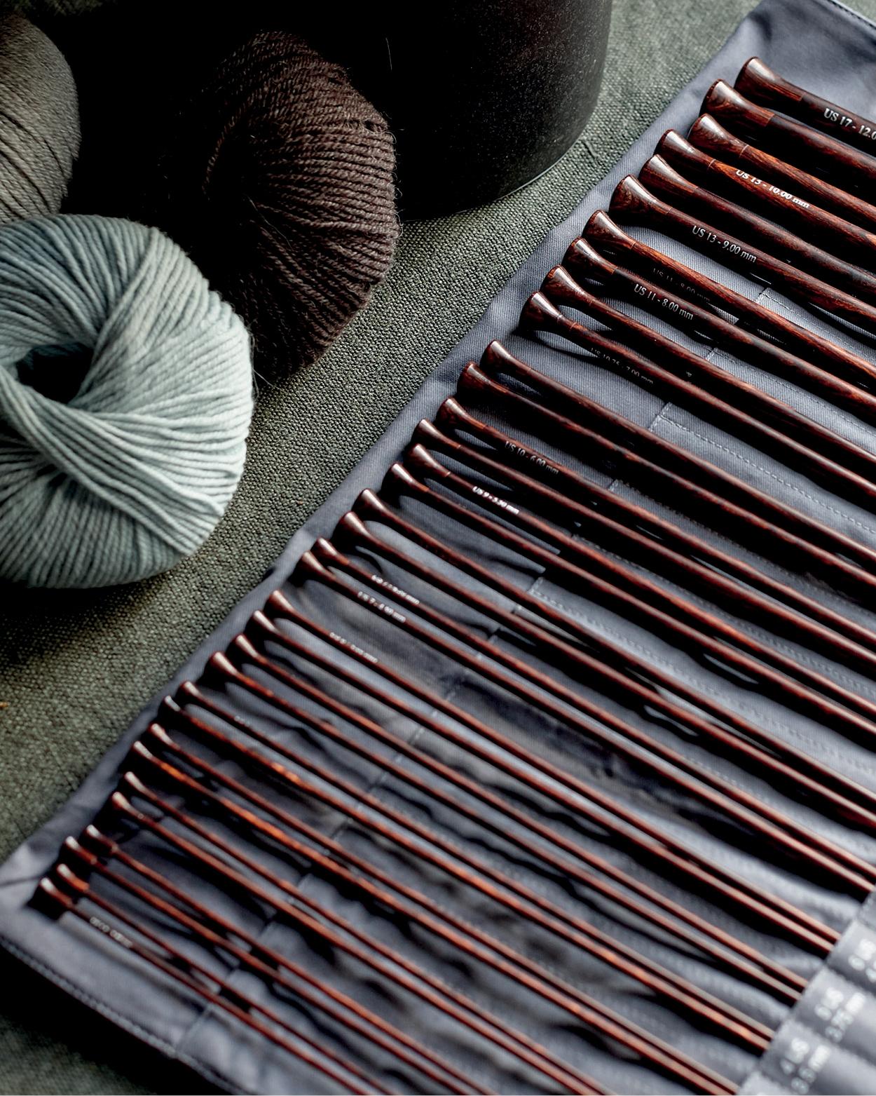 Rowan Single Point Knitting Needles