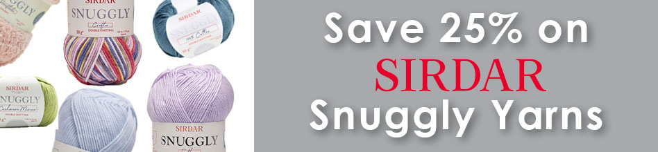 Sirdar Snuggly Sale