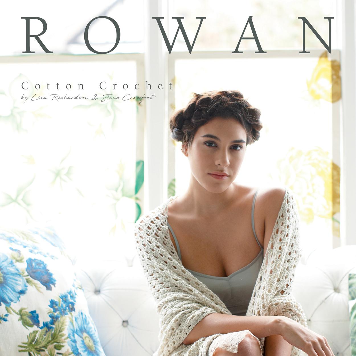 Rowan Cotton Crochet